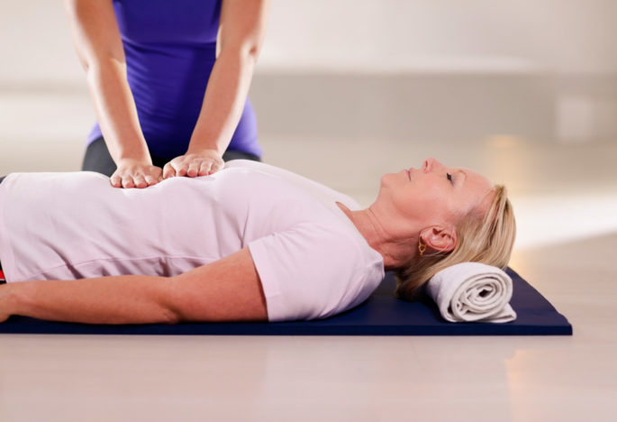 Yoga Heilbehandlung